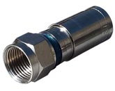 F Male Compression Connector PK-FMCC
